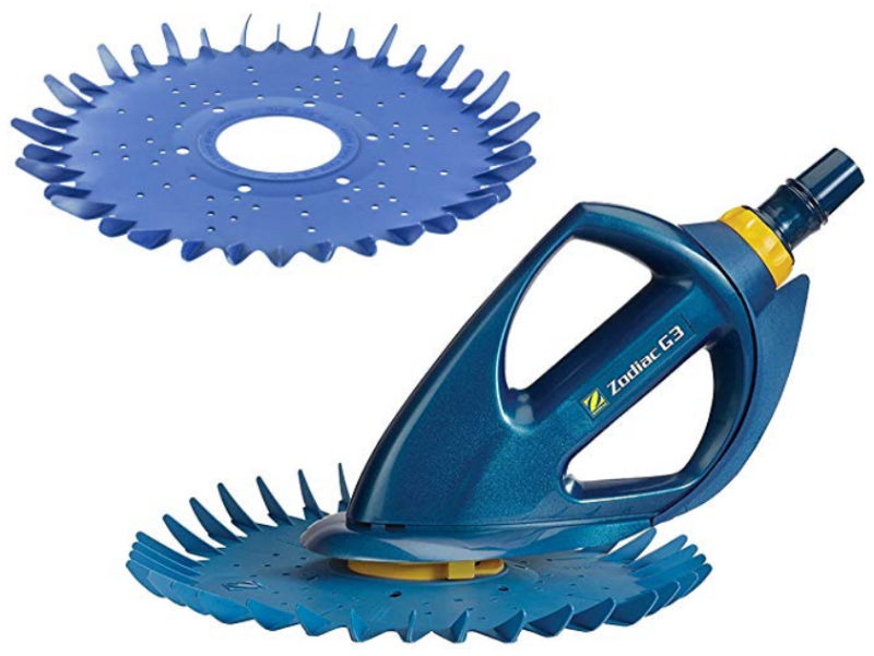 What's the best automatic pool cleaner on Amazon?