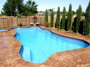 Fiberglass Pool - Lexington